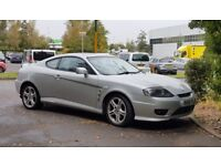 2006 Hyundai Coupe 2.0 SE (Price reduced for dent)