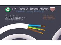All Electrical, Carpentry, Joinery, Plumbing Services in Derby