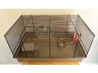 Hamster Cage with accessories Excellent condition