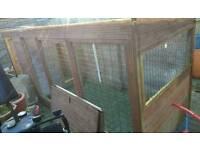 Dog run/kennel ,or chicken run/coop