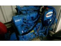 Lister petter lpw4 boat engine