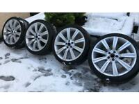 "Range Rover Stormer 22"" Alloys Alloy Wheels"