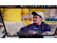 JVC 39 inch LED Smart HD TV - Just over 3 years old
