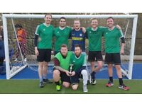 Join the Charity Football League Summer league for teams and individuals, all profits go to charity