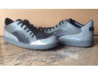 Size 7 Emporium Armani Trainers excellent condition