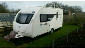*REDUCED FOR QUICK SALE*Exceptional Condition Sterling Eccles sport 442 T3D 2012 2 berth caravan.