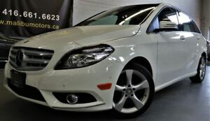 2014 Mercedes-Benz B-Class Sports Tourer PANORAMIC ROOF. BLIND S