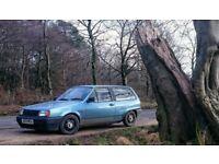 Vw polo breadvan mk2. Brand new clutch! Great condition