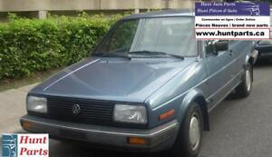 BRAND NEW OEM QUALITY PARTS PART PIECES NEUVES PIECE volkswagen VW Jetta 1985 1986 1987 1988 1989 1990 1991 1992