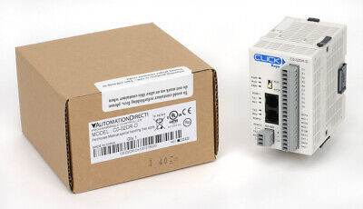 Click Analog Plc Automation Direct C0-02dr-d Sealed Box