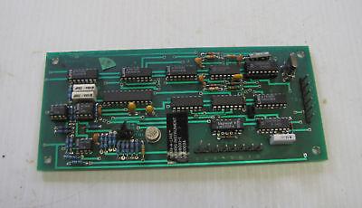Harris Scan-a-line Circuit Board 3698091-1 36980911