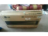 "LCD TV 37"" boxed used"