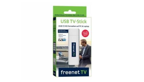 freenet TV USB TV-Stick DVB-T2 HD für PC und Laptop