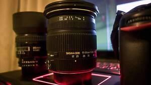 Nikon D7100 + Sigma 17-50 F2.8 Lidcombe Auburn Area Preview