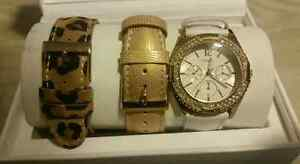 Ladies Guess watch with interchangeable bands London Ontario image 2