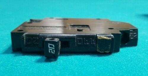Challenger Ubitba120L 20 A Plug In Standard Miniature Left Clip