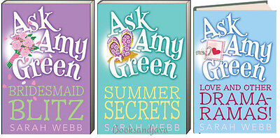 Ask Amy Green Summer Secrets Bridesmaid Blitz Love And Other Drama By Sarah Webb