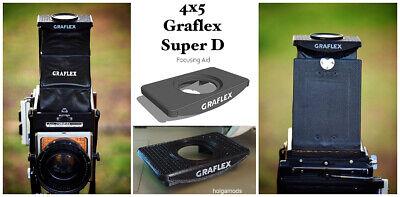 4x5 Graflex Super D Focusing Aid