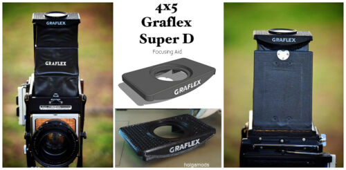 4x5 Graflex Super D Focusing Aid