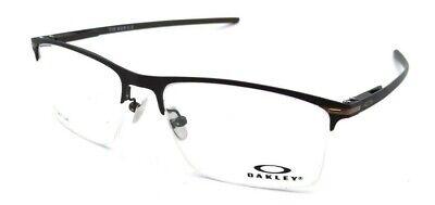 Oakley Rx Eyeglasses Frames OX5140-0254 54-16-135 Tie Bar 0.5 Satin Corten