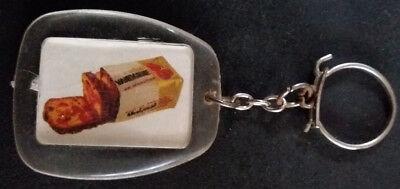 Porte-clé publicitaire Cake Vandamme aux fruits confits Vintage