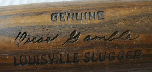 Oscar Gamble Game-used Bat, Rookie Era
