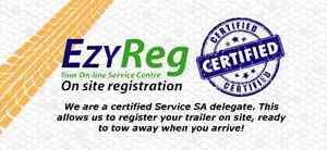 TRAILER REGO AND COMPLIANCE CHECKS Blyth Wakefield Area Preview