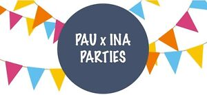 Pau x Ina Parties Brooklyn Park West Torrens Area Preview