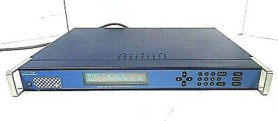 Symmetricom Microsemi Model Xli Time Frequency System- 1510-602 -free Shipping