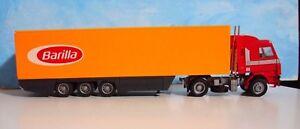 Camion Scania scala HO 1:87 Trasporto BARILLA marca Herpa - Italia - Camion Scania scala HO 1:87 Trasporto BARILLA marca Herpa - Italia