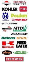 Lawn Mower Tune up & repair