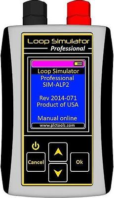 Analog Simulator And Generator With Lcd - 0-10vdc And 4-20ma