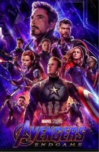 Avengers Endgame Tickets for sale April 25th 6:30pm
