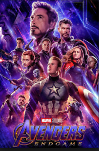 AVENGERS : END GAME | 4-MAY, 6PM,DBOX, 3D , 2 tickets, Brampton