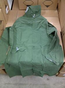 PVC Waterproof Hooded Jacket
