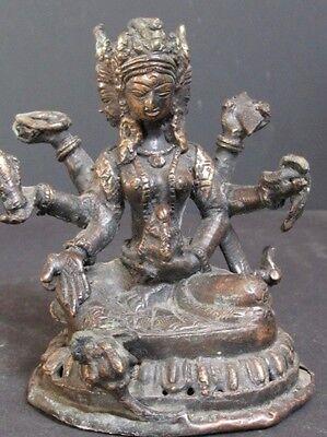 Figure Tantric Bronze of Nepal