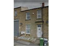 Mid Terrace Property - 5 Minute Walk To University - Hillhouse Lane, Hillhouse, HD1