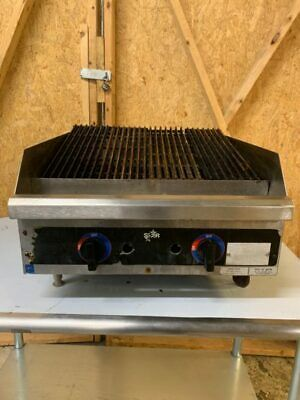Star 60240bb 24 Gas Charbroiler