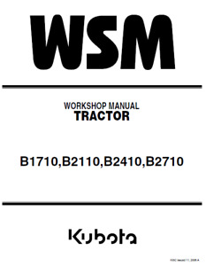 Tractor and Heavy equipment service manuals