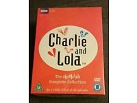 Charlie and Lola dvd box set