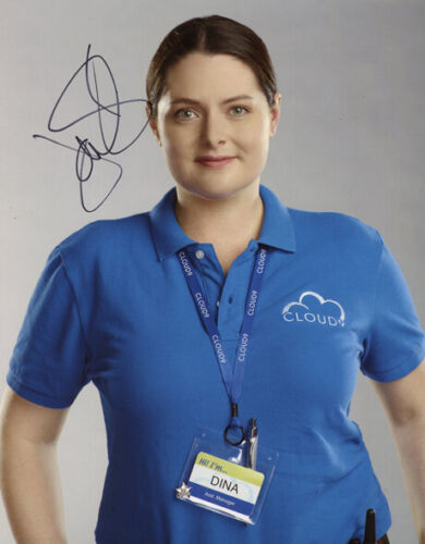 Lauren Ash signed autograph photo 8x10 inch COA in Person Superstore 2
