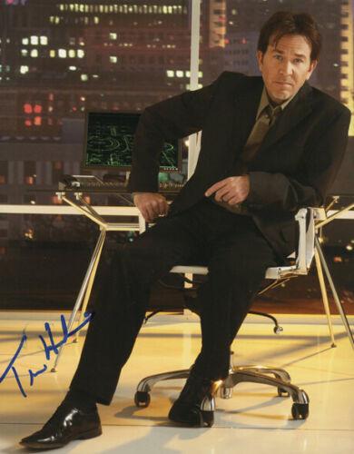 Timothy Hutton signed autograph photo 8x10 inch COA in Person Leverage 1