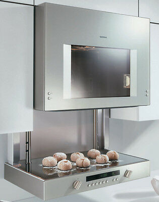 Gaggenau BL253610 Lift Oven Stainless Steel Wall Mounted 24""