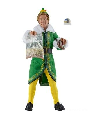 "Elf - 8"" Clothed Action Figure – Buddy the Elf - NECA - Buddy The Elf Clothes"