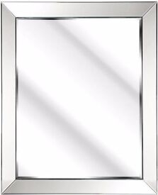 Branded D & J Simons and Sons The Solitaire Mitred Mirror new boxed