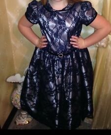 Girls designer dress! Age 14, small for age. Stunning!!