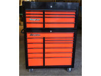Snap On Toolbox, top box, roll cab