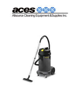 Karcher NT 48/1 wet/dry Commercial Vacuum Cleaner