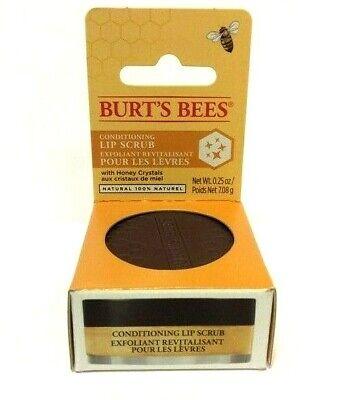 BURT´S BEES 7g Lip Scrub Lippenpeeling mit Honig Kristallen 100% natürlich