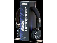 illumite Wireless Headphones - Brand New In Box